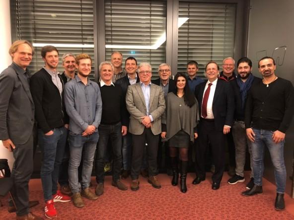 2018_Neujahrsempfang_ SEF-Dr. Rainer Koch