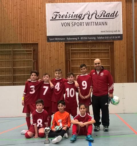 2018_U10_Sieger TSV Milbertshofen