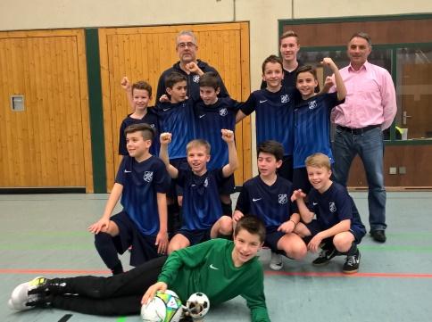 2018_U12_Sieger Kirchheimer SC II