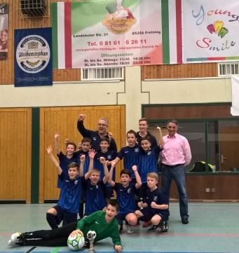 2018_U12_Sieger Kirchheimer SC