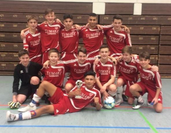 2018_U15_Sieger FC Ergolding