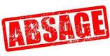 Logo Absage
