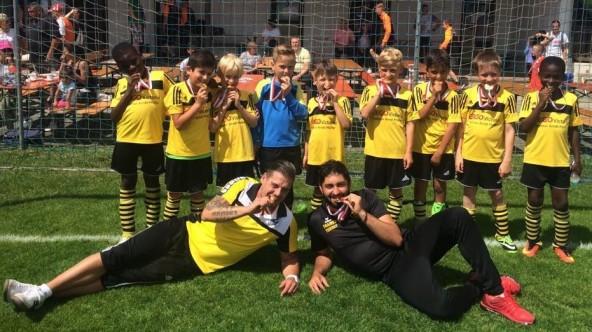 U9-SparkassenCup-Sieger 2017